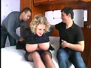 French Threesome - 8