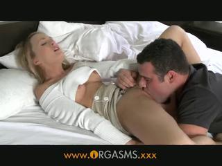 Orgasms - Teen with Burning Desire