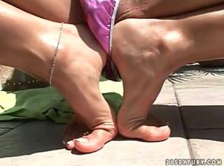 Footsie Babes Compilation is what you need to see