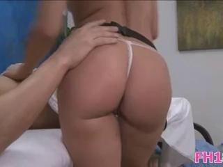 Ass Massage Panty Teen