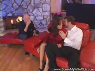 Hottest swinger housewife screwed