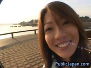 Asian Cute Japanese  Outdoor Public