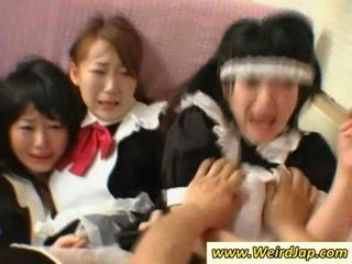 Asian Forced Groupsex Japanese Maid Uniform