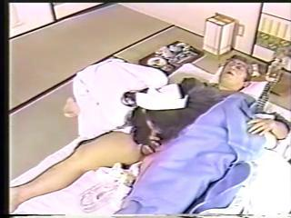 Asian Blowjob Clothed Daddy Japanese Nurse Uniform
