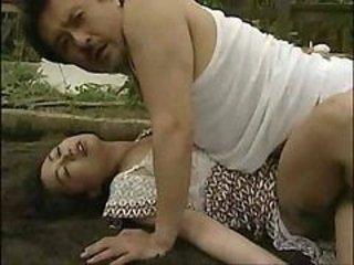 Asian Clothed  Outdoor Wife