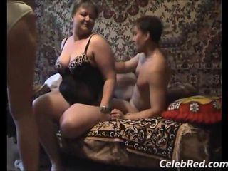 Amateur  Homemade  Natural Threesome Wife