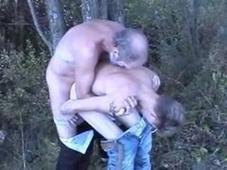 Young Teen Boy Fucked In The Woods By...