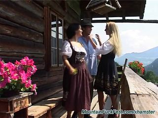 Farm Groupsex  Outdoor Vintage