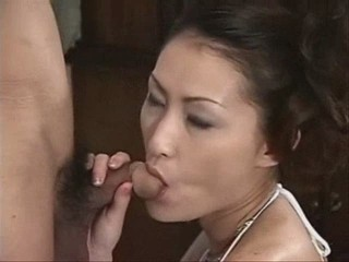 sweet japanese babe get a fuck from...