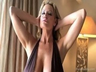 Busty Wife Having Hot Sex On Her...