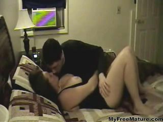 Horny Cheating Wife Having Fun With...