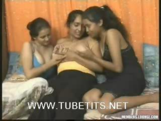 Indian Lesbian With Big Tits