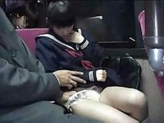 Asian Bus Public Student Teen Uniform