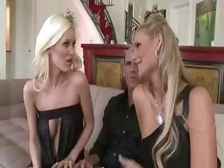 Blonde Cougars Fuck The Neighbour