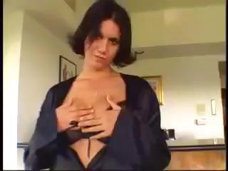 Jaden Blair Is A Short-haired Brunette Energized Be advisable for A Hard Cock