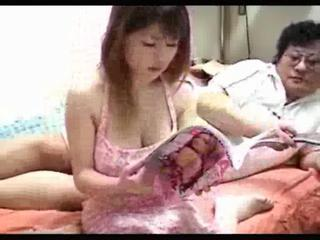 Amateur Asian Daddy Daughter Homemade Japanese Old and Young Teen