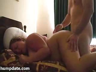 Excellent Amateur Porn Flick With Screaming Chubby Knockout And Big Dick