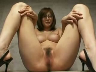 Asian Glasses Japanese  Natural Teacher