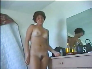 Daughter Hairy Handjob Old and Young Teen