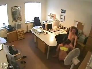 Office Amateur Fuck