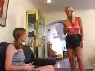 Staggering Hot Redhead Babysitter 3