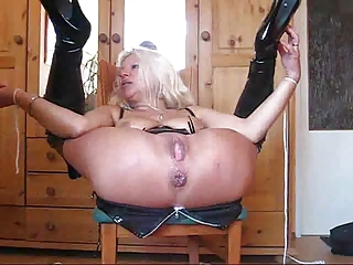 Old Milf Really Hard Bondage