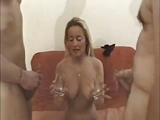 Long-haired Blonde Is Pretty Fuckable When She Gets Angry