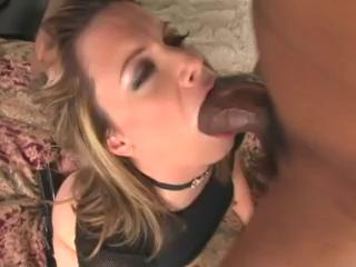 Big cock Blowjob Deepthroat Interracial Pornstar