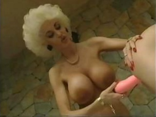 Unforgettable Retro Porn Scene With Nice-looking Stacked Blondie
