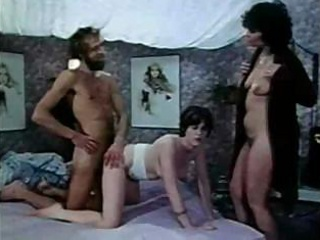 Daddy Daughter Doggystyle Family Mature Mom Old and Young Teen Threesome Vintage