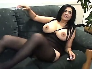 Excited Big Milf Taken Hard