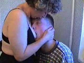 Russian Mature And Boy 257