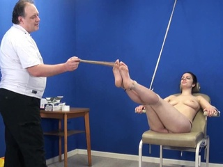 Feet Whipping Bound And Foot Fet...