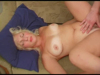Russian Mature Darina And Her So...