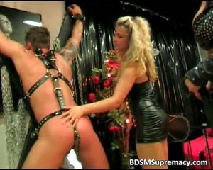 Extreme Bdsm And Fetish Action W...