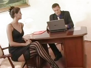 Lucky Is The Secretary We All Wa...