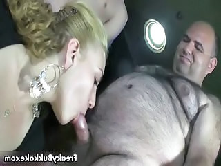 Blonde Girl Loves Sucking Dick