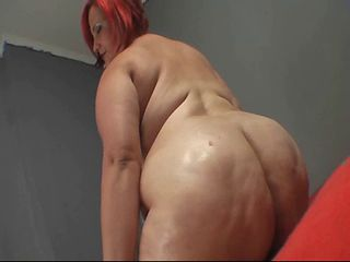 Big Rubi Santos & Her Big Ass