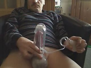 stretch my cock