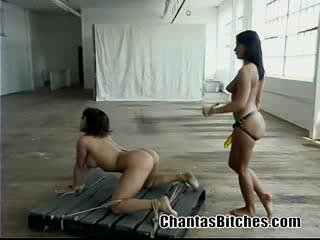 Ava Devine Gets Owned Wide of Sandra Romain R...