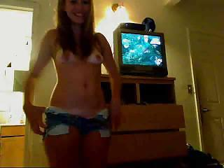 Teen Banditry Above Webcam
