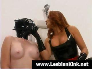 Dirty Toilet Training For A Young Slave...