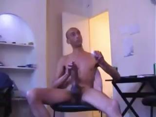 Hard Fuck & Niceee Big Load of shit Cock Ride