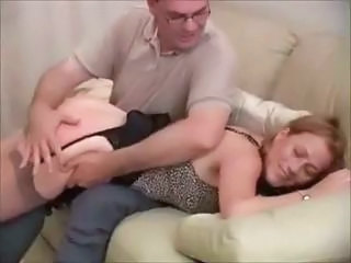 Mature Woman Gets Her Tushie Spanked To...