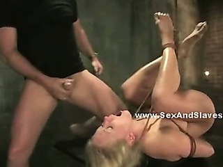Beautifull Blonde With Sexy Delicious As...
