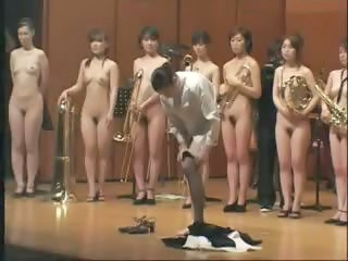 Weird Japanese Oddity Of A Undressed Orchest...