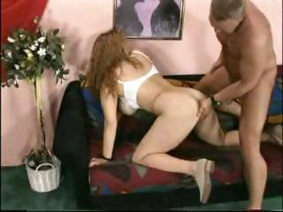 Chubby German Amateur Gets Picked Up For...