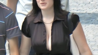 Candid - Busty Bouncing Tits Vol 7