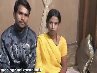 Blue Indian Sorostitute With A Base Rosebud, Vikky, Does Her First On Cam Fuck