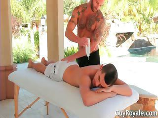 Massage And Tug Ethan Slade and Derek part2